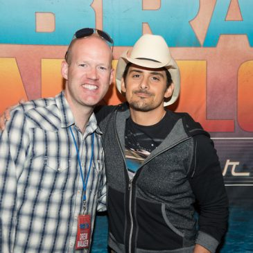 SEE: Brad Paisley Rocks Virginia Tech After Stopping By The Today Show