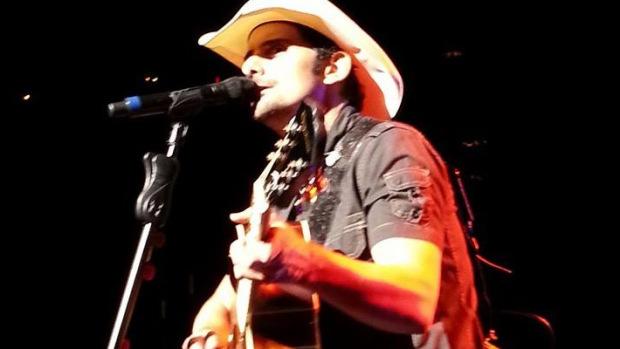 Brad Paisley Sings Crushin' It On Jimmy Kimmel Live From Austin