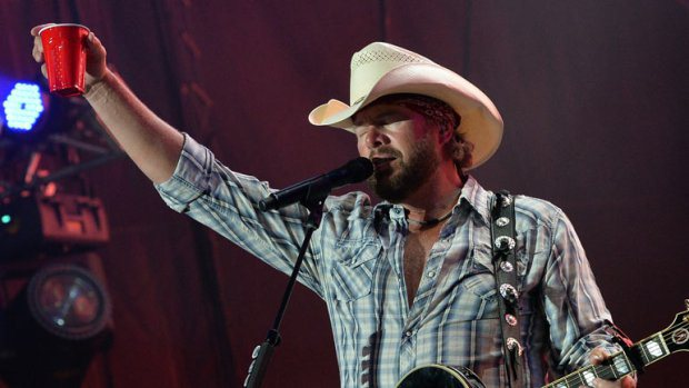 Trending Today: Toby Keith Top Country Earner, Lady Antebellum On TV