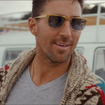 Jake Owen's 1966 VW Bus Is The Star Of His New Music Video!