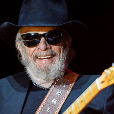 Midday Replay: Merle Haggard Kennedy Center Honors From 2010
