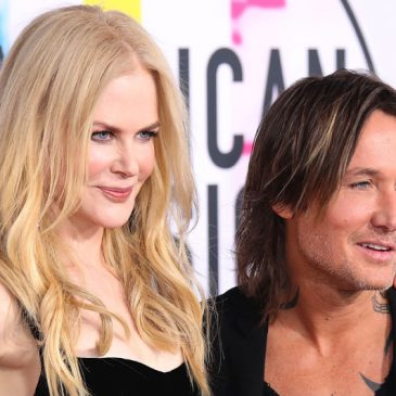 Adorable: Nicole Kidman Interviews Keith Urban On New Years Eve!