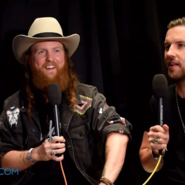 LISTEN: Brothers Osborne Talk Chicago, Dry January, Resolutions & More With Drew!