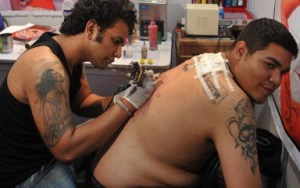 TATTOOS: What Would You Do For A Raise?