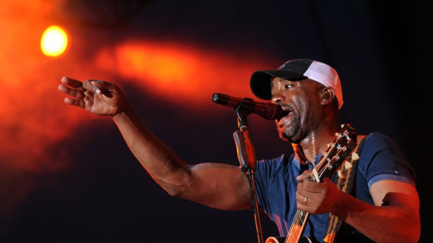Trending Today: Darius Rucker Sports Documentary, Taylor On The Tonight Show, Alan Jackson HOF Concerts