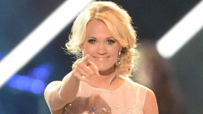 Carrie Underwood Stuns With Live Performance Of Little Toy Guns