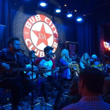 VIDEO: Maddie And Tae Rock Bub City