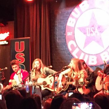 SETLIST & VIDEO: Drew & Shila Backstage at Bub City For Smokin' New Country