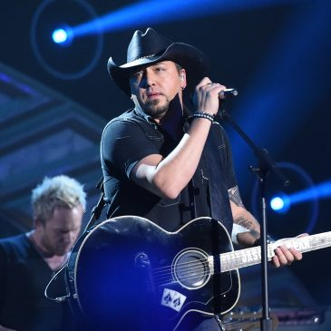 VIDEO: Jason Aldean Chats And Sings On The Today Show