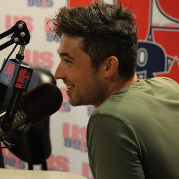 Michael Ray Stops By The Studio With Drew To Talk Game Shows, Tattoos & More!