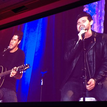 Acoustic Performances: What A Night With Chris Young, Dan & Shay and Randy Owen!