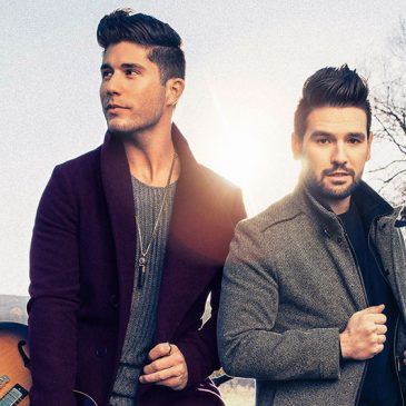 LISTEN: Dan & Shay Tell Drew Why They're #Obsessed With Chicago!