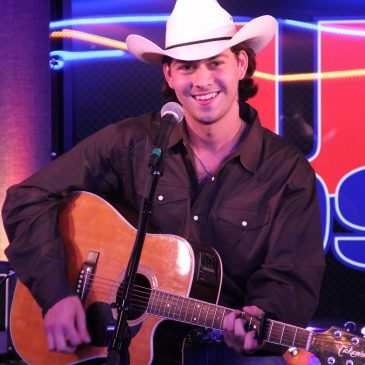 LISTEN: William Michael Morgan Calls Drew To Talk Blackjack, Garth Brooks & His Crazy Life!