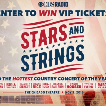 WATCH: Want To Be Our Sprint Ultimate VIP For US*99 #StarsAndStrings With Drew?