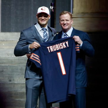 LISTEN: Chicago Bear Pat O'Donnell Calls Drew To Chat Country Music & The Bears 5K!