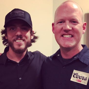 SETLIST & VIDEOS: Chris Janson #FirstListen At Joe's Live!
