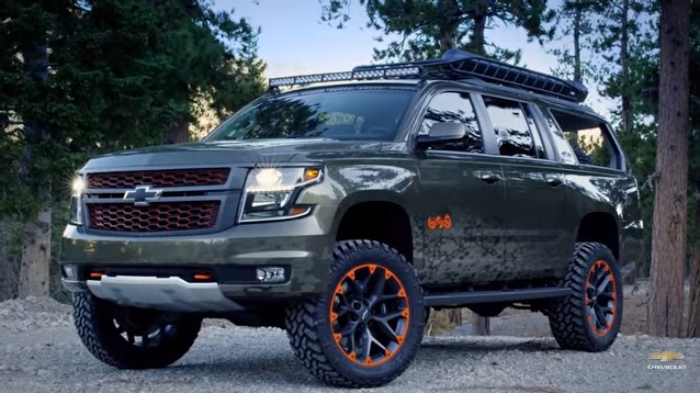 Chevrolet Just Announced A 2018 Luke Bryan Suburban And It Is Insane!
