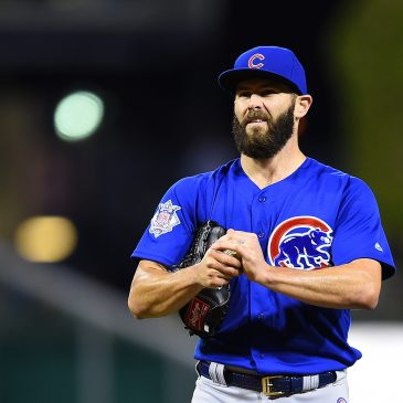 Jake Arrieta Shaves Beard And You Wouldn't Recognize Him On The Street!