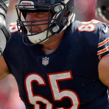 HEAR: Cody Whitehair From The Chicago Bears Talks #SaluteToService With Drew!